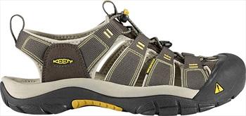 Keen Adult Unisex Newport H2 Walking Sandals, Uk 9.5 Raven/Aluminium