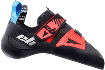 EB Red Rock Climbing Shoe, UK 9.5 | EU 44 Red/Black