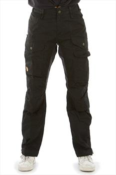 Fjallraven Vidda Pro Ventilated Women's Hiking Trousers 40 Black