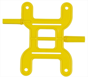 Straight Line Line Winder For Ropes, Std. Yellow