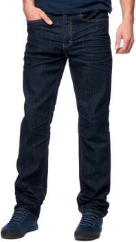 "Black Diamond Adult Unisex Forged Denim Pant Climbing Jeans/Trousers, 30""w 32""l Indigo"