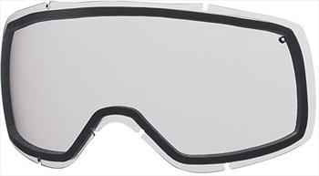 Smith Showcase Snowboard/Ski Goggle Spare Lens, One Size, Clear