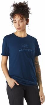 Arcteryx Arc'word Women's Short Sleeve T-Shirt, L / UK 16 Cosmic
