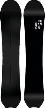 Endeavor Scout Hybrid Camber Snowboard, 152cm 2019