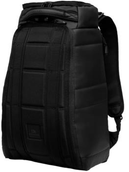 Douchebags The Hugger Ski/Snowboard Boot Bag/Backpack, 20L Black Out