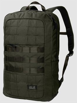 Jack Wolfskin Adult Unisex TRT 18 Travel Backpack, 18L Pinewood