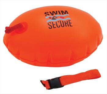 Swim Secure Tow Float Wild Swimming Saftey Buoy, O/S Orange