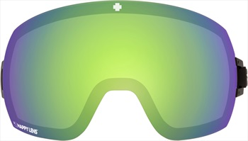 SPY Legacy Lucid Green Snowboard Goggles Spare Lens, Happy Yellow