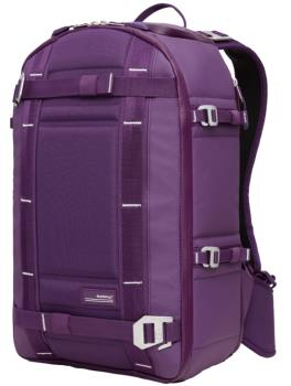 Douchebags The Backpack Pro Ski/Snowboard Backpack, 26L Purple
