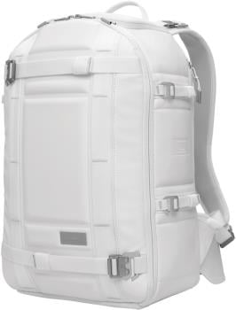 Douchebags The Backpack Pro Ski/Snowboard Backpack, 26L White