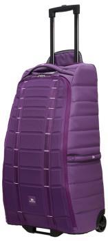 Douchebags The Little Bastard Wheeled Luggage Bag, 60L Purple