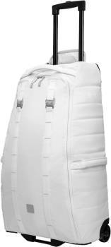 Douchebags The Little Bastard Wheeled Luggage Bag, 60L White