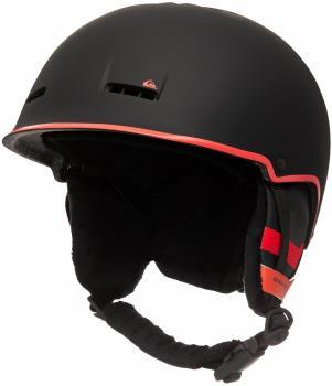 Quiksilver Skylab SRT Snowboard/Ski Helmet, M Poinciana