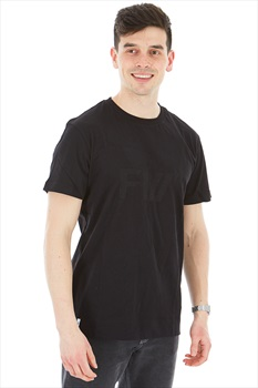 FW Source Short Sleeve T-Shirt, M Black