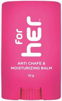 Body Glide For Her Anti-Chafe & Moisturising Balm, 10g Pink