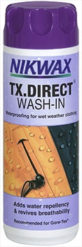 Nikwax Tx Direct Wash-In Clothing Waterproofer, 1 Litre