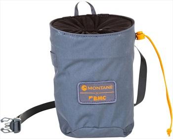 Montane Finger Jam Rock Climbing Chalk Bag, One Size Orion Blue