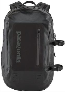 Patagonia Stormfront Pack Waterproof Backpack/Rucksack, 30L Black