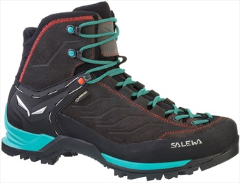 Salewa Womens Mountain Trainer Mid Gtx Women's Hiking Boot, Uk 7 Black