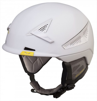 Salewa Vert FSM Rock and Ski/Snowboard Helmet S/M White