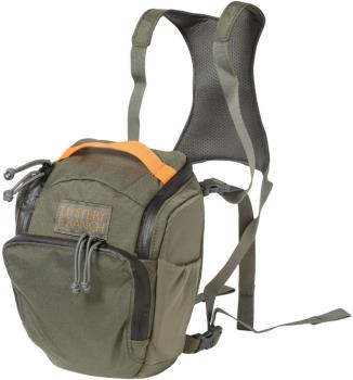 Mystery Ranch DSLR Chest Rig Camera Carry Bag, 3L Foliage