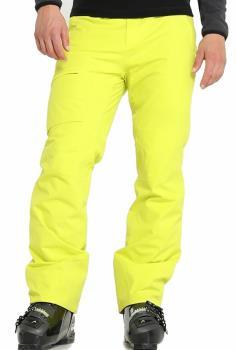 Head Glacier Insulated Ski/Snowboard Pants, L Yellow