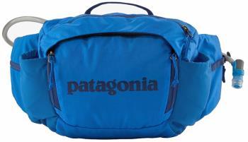 Patagonia Nine Trails Hiking BumbagWaist Pack, 8L Andes Blue