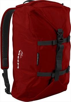 DMM Classic Rock Climbing Rope Bag, 32L Red