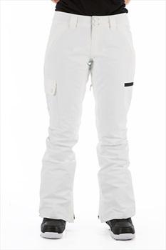 DC Recruit Women's Ski/Snowboard Pants, M White