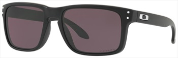 Oakley Holbrook Prizm Grey Sunglasses, Matte Black