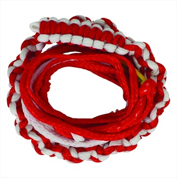 Hyperlite Knotted Wakesurf Rope, 20 Feet Various Colours 2021