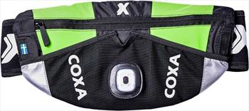Coxa Carry Adult Unisex WR1 Waist Bag Running Hydration Pack M/L Green