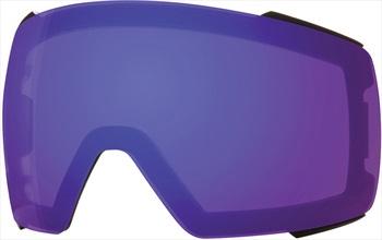 Smith I/O MAG Snowboard/Ski Goggle Spare Lens, Chromapop Violet