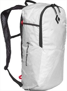 Black Diamond Adult Unisex Trail Zip 14 Climbing Gear Backpack, 14l Alloy