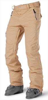 Wearcolour Sharp Ski/Snowboard Pants, L Sand Beige