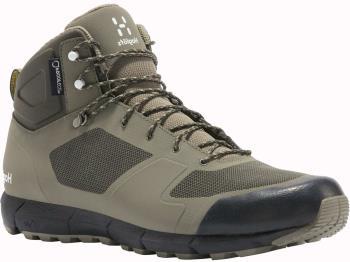 Haglofs Adult Unisex L.I.M Mid Proof Eco Mens Hiking Boots, Uk 9.5 Sage Green