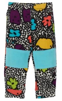 Burton Child Unisex Kid's Spark Fleece Pant, 4t Hoos There