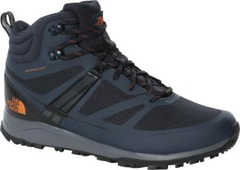 The North Face Litewave Mid Futurelight Hiking Boots, UK 11.5 Navy