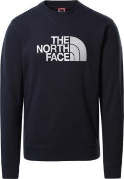 The North Face Drew Peak Sweater Crew Neck Pullover, S Urban Navy