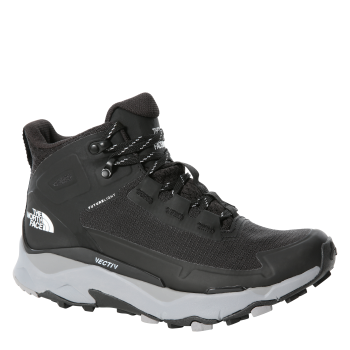The North Face Vectiv Exploris Mid FTL W Hiking Boots, UK 6.5 Black