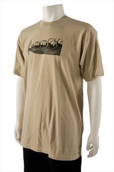 Liquid Force Thirst For Art T Shirt L Green