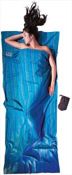 Cocoon TravelSheet Cotton Lightweight Sleeping Bag Liner, Nile