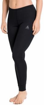 Odlo Active Warm Eco Women's Base Layer Long Pants, L Black