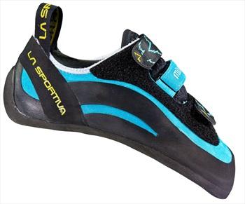 La Sportiva Miura VS Women's Rock Climbing Shoe UK 4 | EU 37 Blue