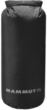 Mammut Dry Bag Light Wet Dry Roll Top, 15l Black