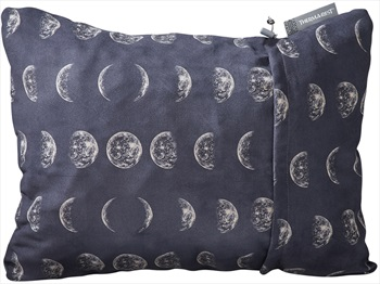 ThermaRest Compressible Travel Pillow Camping Pillow, M Moon