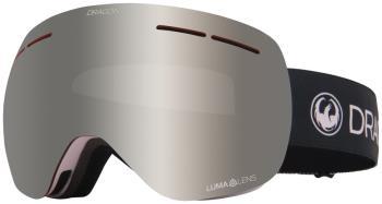 Dragon X1s LumaLens Silver Ion Snowboard/Ski Goggles, M Sakura