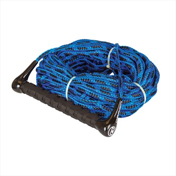 O'Brien Floating Waterski Handle Rope Combo, 2 Section Blue