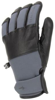 SealSkinz Waterproof Cold Weather Fusion Control Glove S Grey/Black