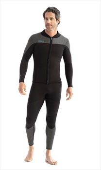 Jobe Toronto 2mm Long John and Jacket Wetsuit Package, 2XL Grey 2021